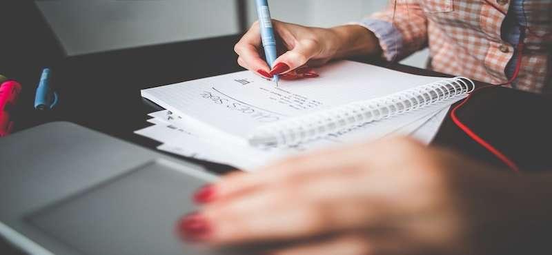 Come prendere appunti in maniera più veloce e più efficace? Le nostre linee guida
