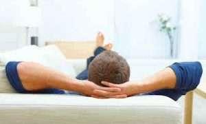 rilassa il corpo