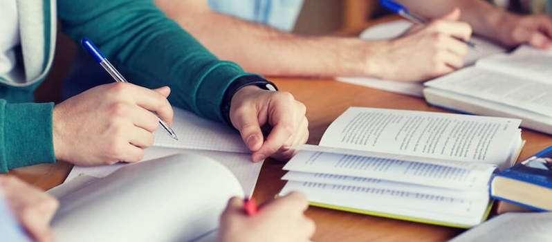 studiare da soli o in gruppo